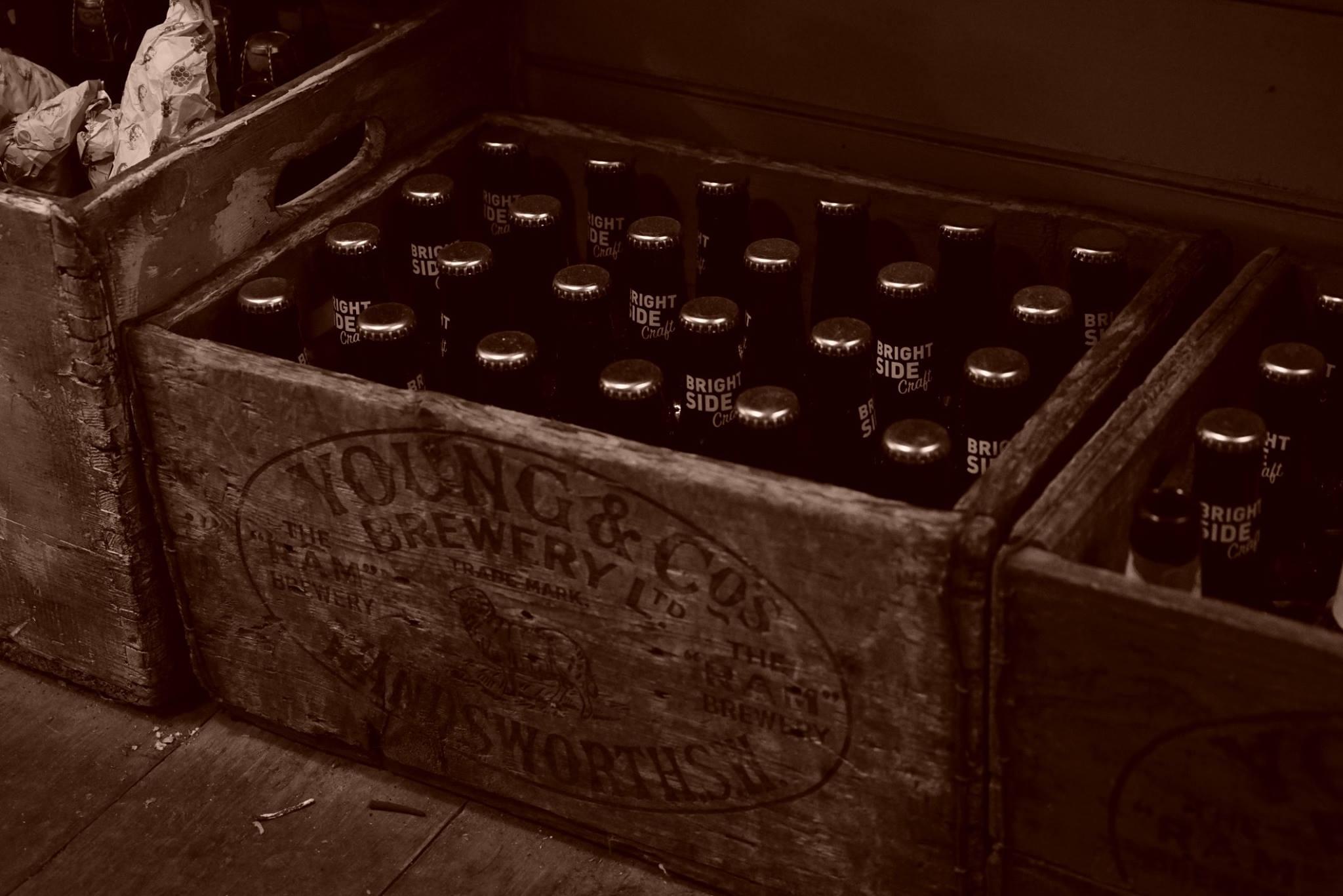Case of beer