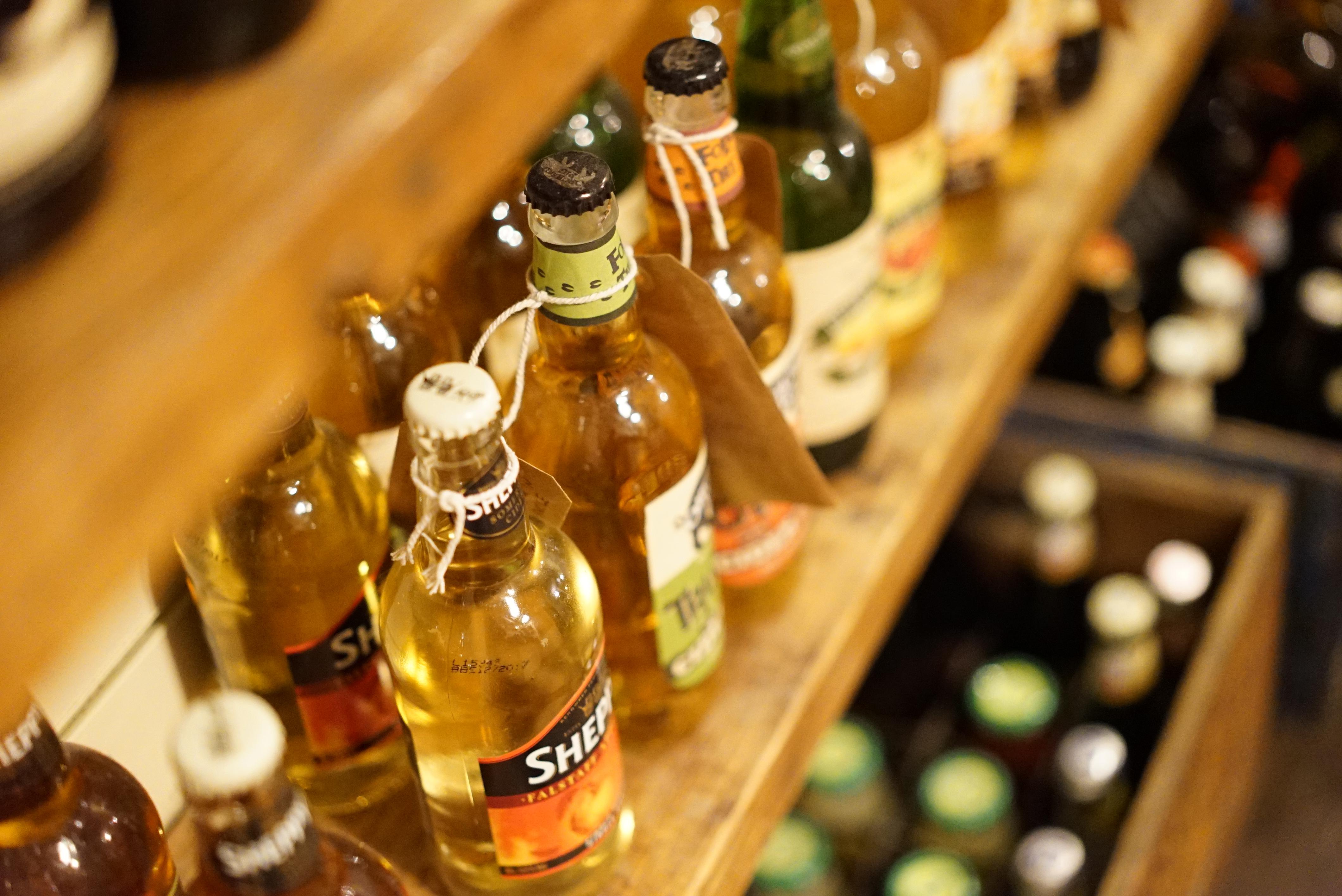 Bottled Cider